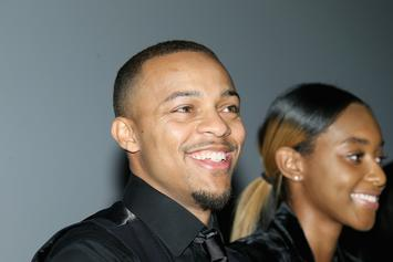 """Bow Wow Embraces Fatherhood As Daughter Masters """"Let Me Hold You"""" Dance"""
