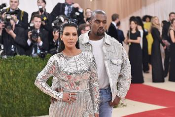 Kanye West Refusing To See Kim Kardashian: Report