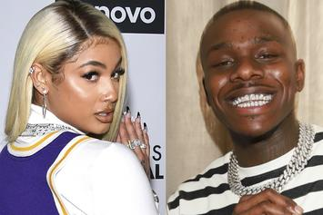 "DaniLeigh Responds To DaBaby Fans Calling Her A ""Homewrecker"""