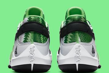 "Nike Zoom Freak 2 ""Naija"" Officially Unveiled: Release Details"