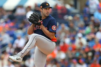"Justin Verlander Denies Reports Of Season-Ending Injury, Will Return ""Soon"""
