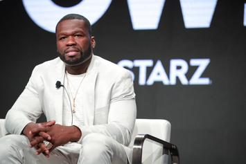 50 Cent Teases Upcoming Netflix Collaboration