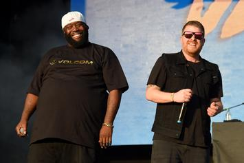 "Run The Jewels Announces Cannabis Line Including ""Oh La La"" Hybrid Strain"