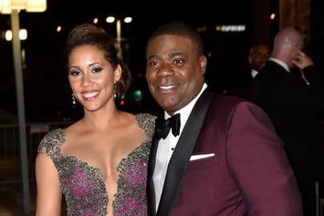 Tracy Morgan & Wife Megan Wollover File For Divorce After 5 Years Of Marriage