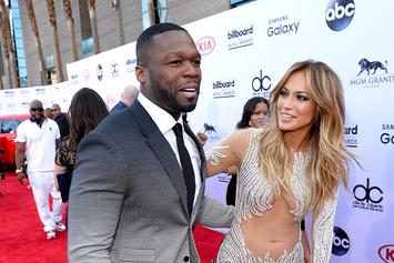 50 Cent Reacts To J-Lo & A-Rod Turning Up To His Song