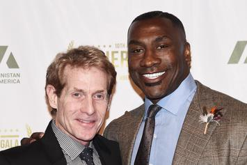 Shannon Sharpe Brings Back GOAT James, Torments Skip Bayless