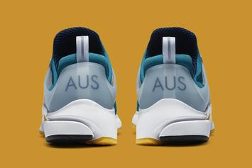 "Nike Air Presto ""Australia"" Returns For 20th Anniversary: Photos"