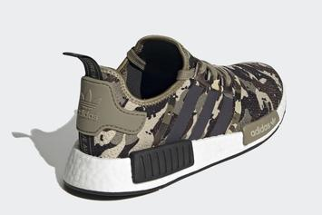"Adidas NMD R1 ""Camo"" Coming Soon: Photos"