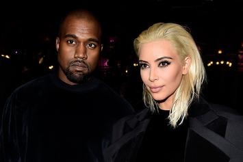 Kanye West & Kim Kardashian Take Family Vacation To Repair Marriage: Report
