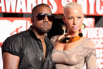 "Amber Rose Subliminally Shades Kanye West: ""Just STFU Man"""