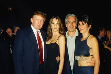 Trump Suggests Jeff Epstein May Have Been Killed In Prison