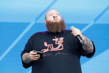 Action Bronson Reveals He Has Lost 90 Pounds