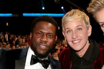Kevin Hart Defends His Support Of Ellen DeGeneres & Nick Cannon Against Critics