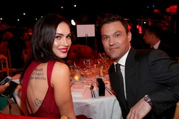 Megan Fox's Ex Brian Austin Green Trolls Actress & Machine Gun Kelly