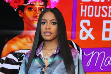 Milano Claps Back After Someone Says She's Just Meek Mill's Baby Mama