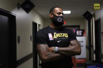 LeBron James & The Lakers: Why They Have To Win Now