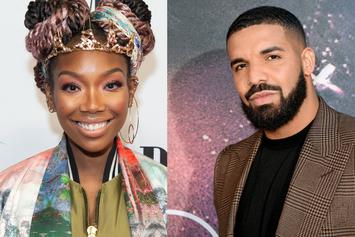 """Brandy Wants To Make Music With Drake: """"I'm Calling You Out, Fam!"""""""