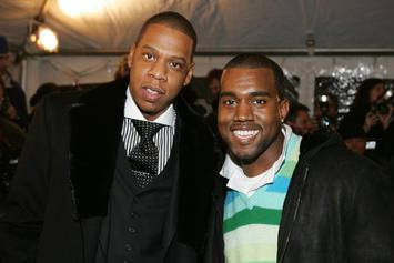 "Kanye West Tweets He Misses Jay-Z, Fans Beg For ""Watch The Throne 2"""