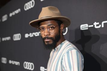Lakeith Stanfield Worries Fans, Posts Videos Of Him Drinking From Pill Bottles