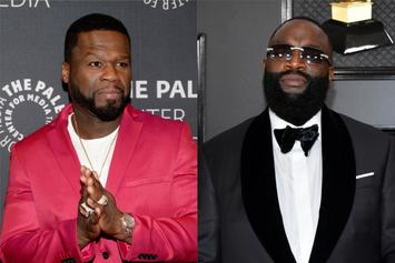 "Rick Ross Gives 50 Cent Conditions For ""BMF"" Song Clearance"