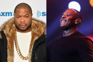 Dr. Dre Marvels At Xzibit's Pimped Out '64 Impala
