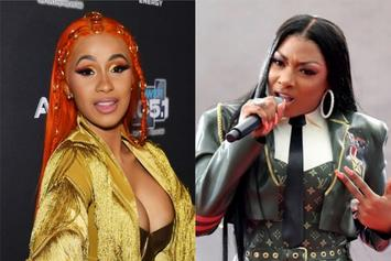 "Cardi B & Megan Thee Stallion's ""WAP"" Secures #1 Spot On Billboard Hot 100"