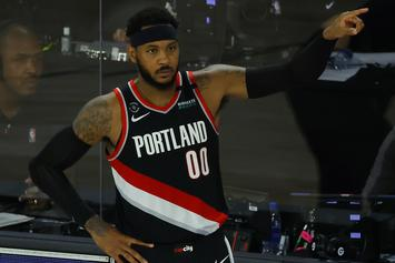 Carmelo Anthony Displays Confidence Ahead Of Lakers Series