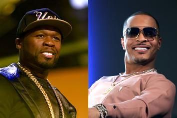 50 Cent's In Disbelief After T.I. Says He Has Five Classic Albums