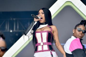 "Cardi B Reacts To ""WAP"" Going #1 & Making History With Most First-Week Streams"