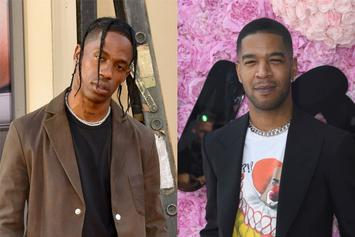 Travis Scott Confirms Kid Cudi Collab Album In GQ Interview
