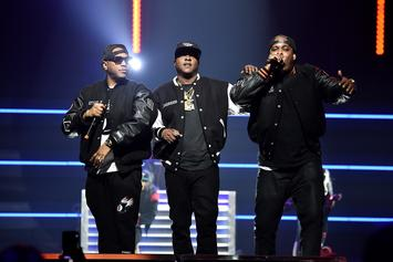 "The LOX Share Tracklist For ""Living Off Xperience"" Album Ft. DMX & More"