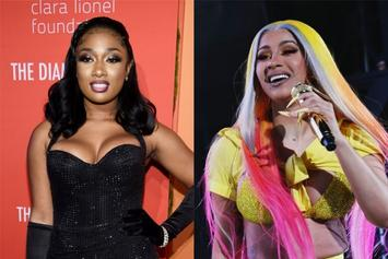 "Cardi B & Megan Thee Stallion Giving Away $1 Million To Celebrate ""WAP"""
