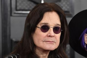 "Ozzy Osbourne Thinks Face Tattoos ""Make You Look Dirty"""