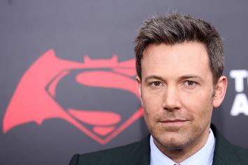 "Ben Affleck's Batman Will Return In ""The Flash"" Movie"