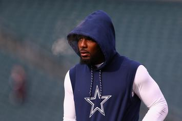 Dez Bryant Works Out With Ravens As Season Approaches