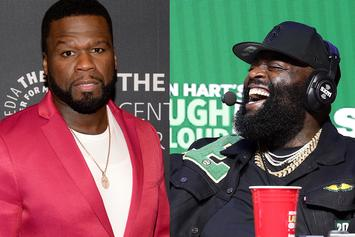 "50 Cent Loses ""In Da Club"" Remix Appeal Lawsuit Against Rick Ross"