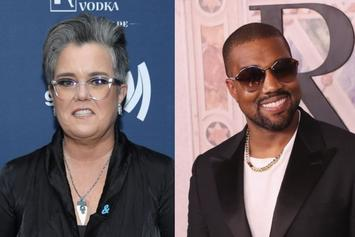Rosie O'Donnell Tells Kanye West To Take Meds, Mentions His Mother