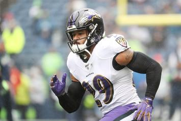Ravens To Part Ways With Earl Thomas After Punching Teammate