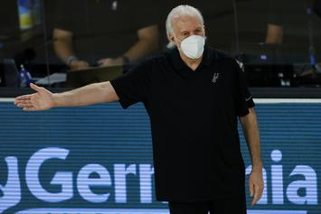 Nets To Officially Pursue Gregg Popovich