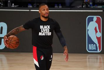 Damian Lillard Has A Simple Roast For Luka Doncic's Loudest Doubters