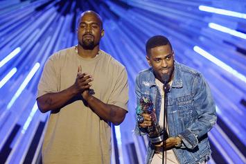 "Kanye West Revealed As Big Sean's ""Detroit 2"" Executive Producer"