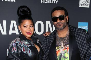 "Chrissy Lampkin Defends Romance With Jim Jones Against ""Lonely Motherf**kers"""