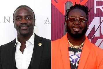 """Akon Suggests T-Pain's Career Dwindled Because He """"Confined His Music To Urban"""""""