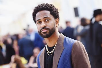 Big Sean's Label Didn't Want Him To Release Nipsey Hussle Single