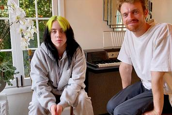 Billie Eilish & Brother Finneas Treat Fans To NPR Tiny Desk Concert