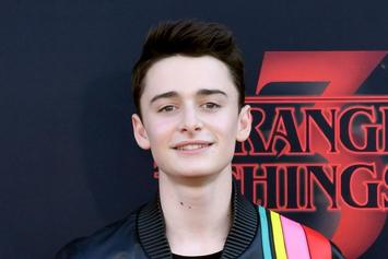 """Stranger Things"" Star Noah Schnapp Denies Using N-Word In Viral Clip"