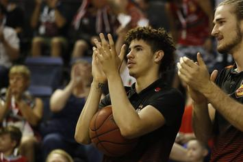 LaMelo Ball To Sign With Puma