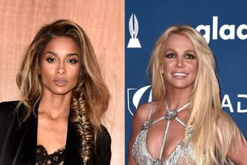 """Ciara Reveals Debut Single """"Goodies"""" Was Almost Given To Britney Spears"""