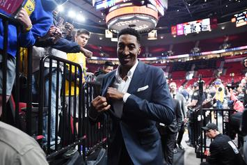 Scottie Pippen Hits Richard Jefferson With Epic Twitter Clapback