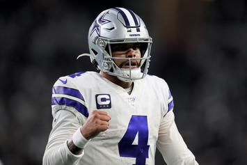 "Dak Prescott Defends ""Individual Choice"" When Deciding To Protest Anthem"